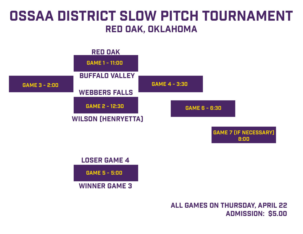 district slow pitch 2021