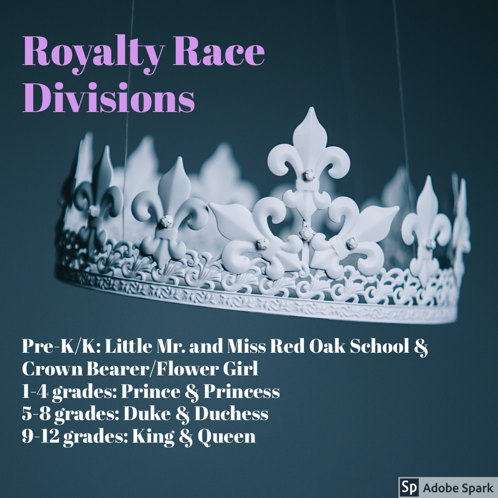 Royalty divisions