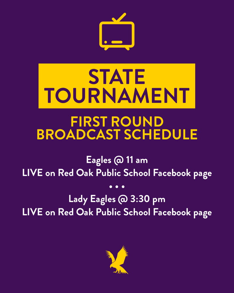 Broadcast state Thursday